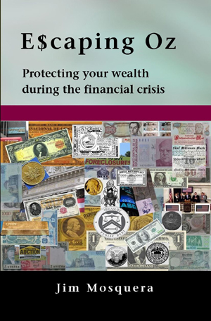 Escaping Oz: Protecting your wealth during the financial crisis