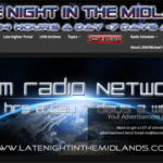 Late Night In the Midlands Radio Show